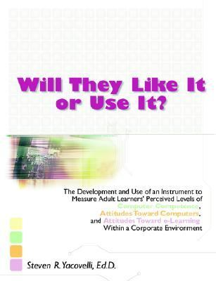 Will They Like It or Use It?  N/A 9781581122886 Front Cover