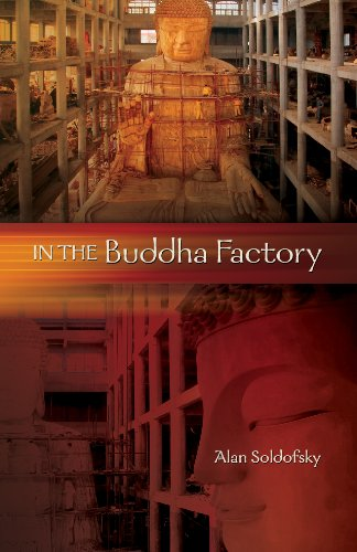 In the Buddha Factory   2013 edition cover