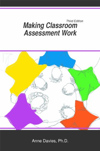Making Classroom Assessment Work 3rd 2011 edition cover