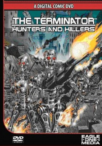 The Terminator: Hunters and Killers (Digital Comic) System.Collections.Generic.List`1[System.String] artwork