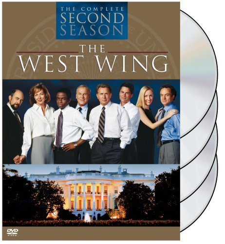 The West Wing: Season 2 System.Collections.Generic.List`1[System.String] artwork