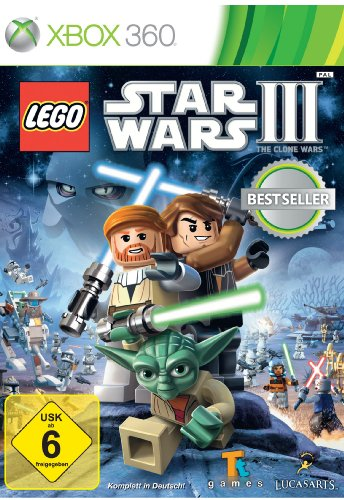 LEGO Star Wars 3 [Xbox Classics] Xbox 360 artwork