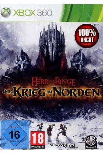Herr der Ringe: Der Krieg im Norden Xbox 360 artwork