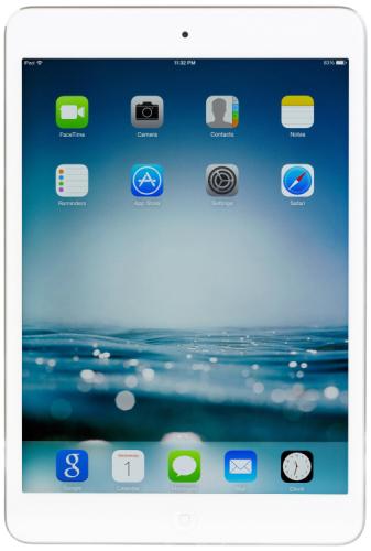 Apple iPad Mini 2 with Retina Display - 16GB - White (Wifi Only) product image