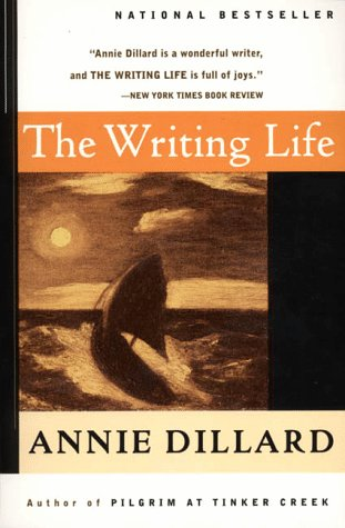 Writing Life  Reprint edition cover