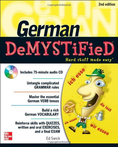 German  2nd 2011 edition cover