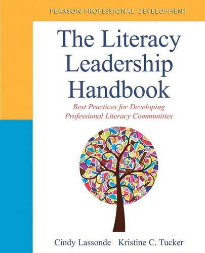 Literacy Leadership Handbook Best Practices for Developing Professional Literacy Communities  2014 edition cover