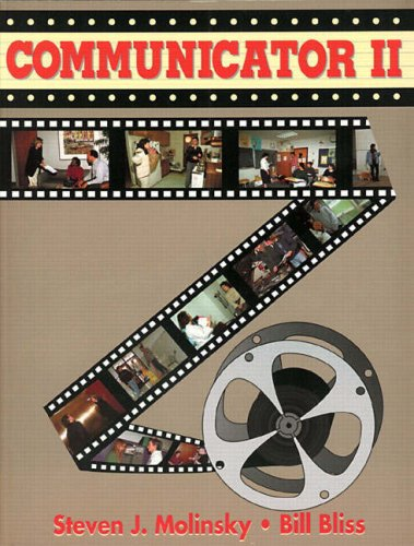 Communicator II The Comprehensive Course in Functional English  1995 (Student Manual, Study Guide, etc.) edition cover