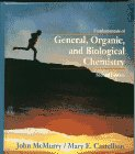 Fundamentals of General Organic and Biological Chemistry  2nd 1996 9780133422887 Front Cover