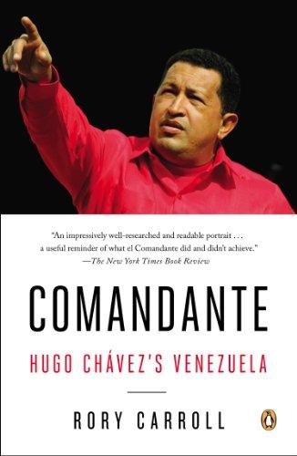 Comandante Hugo Ch�vez's Venezuela N/A 9780143124887 Front Cover