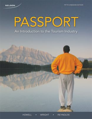 PASSPORT >CANADIAN< N/A edition cover