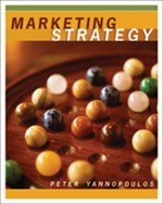 MARKETING STRATEGY 1st edition cover