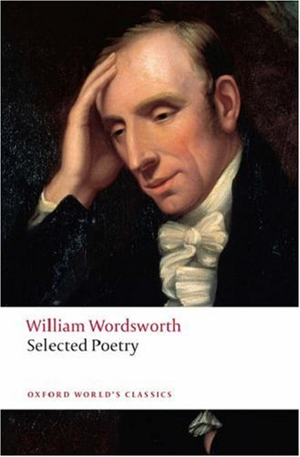OXFORD WORLD'S CLASSICS: SELECTED POETRY   2008 edition cover