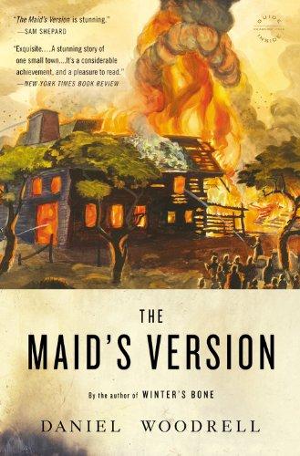Maid's Version A Novel N/A edition cover