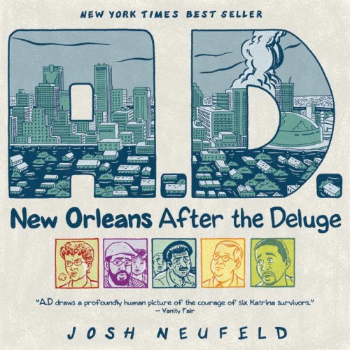A. D. New Orleans after the Deluge N/A edition cover