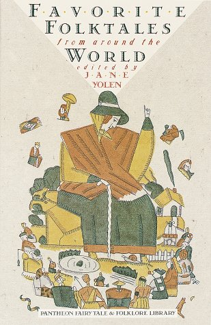 Favorite Folktales from Around the World  Reprint  edition cover