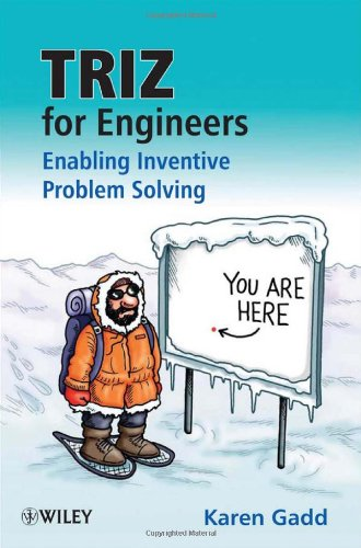 TRIZ for Engineers Enabling Inventive Problem Solving  2010 edition cover