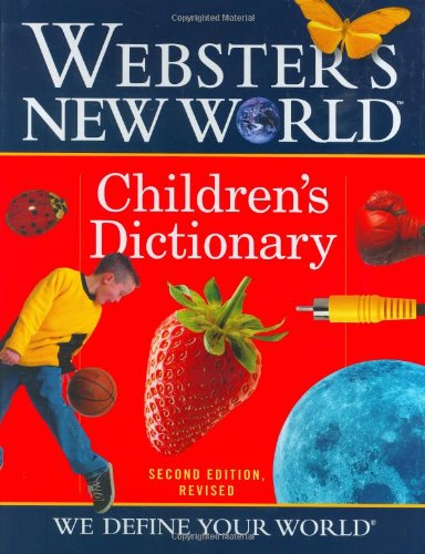 Children's Dictionary  2nd 2006 (Revised) edition cover