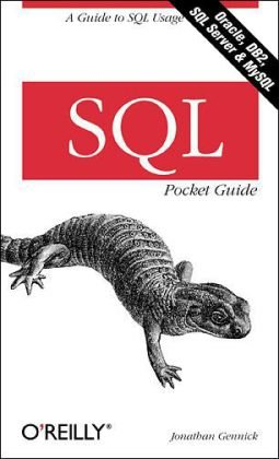 SQL Pocket Guide  2nd 2006 (Revised) edition cover