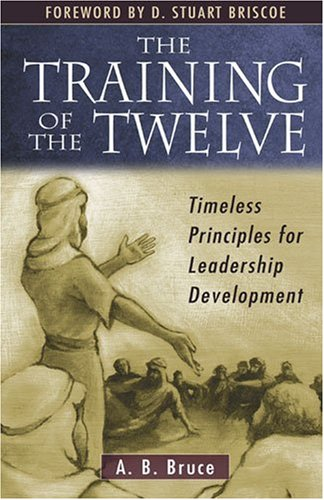 Training of the Twelve Timeless Principles for Leadership Development  1988 edition cover