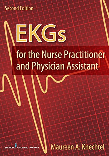 EKGs for the Nurse Practitioner and Physician Assistant   2017 9780826168887 Front Cover