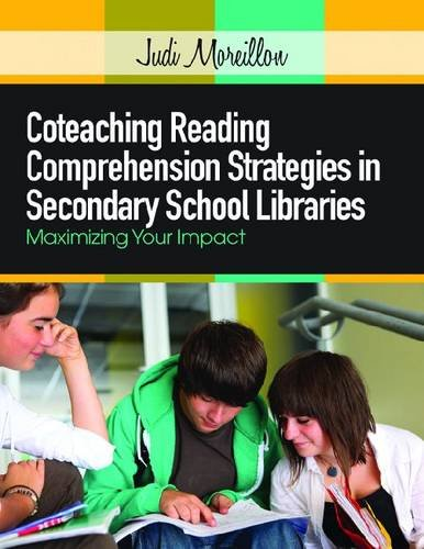 Co-Teaching Reading Comprehension in Secondary School Libraries Maximizing Your Impact N/A edition cover