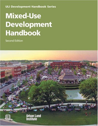 Mixed-Use Development Handbook  2nd 2003 edition cover