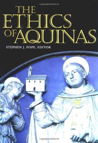 Ethics of Aquinas   2002 edition cover