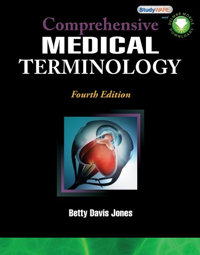 Comprehensive Medical Terminology  4th 2011 (Workbook) 9781435439887 Front Cover