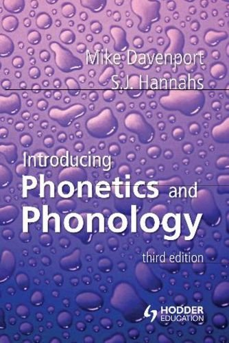 Introducing Phonetics and Phonology  3rd 2010 (Revised) edition cover