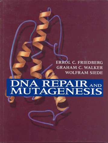 DNA Repair and Mutagenesis  Revised edition cover