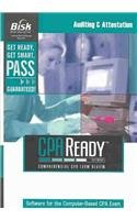 Bisk Cpa Ready Auditing and Attestation:  2004 edition cover