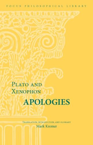 Apologies Translation, Introduction, and Glossary  2006 edition cover