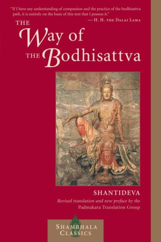 Way of the Bodhisattva  2nd 2006 (Revised) edition cover