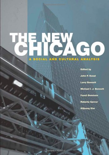 New Chicago A Social and Cultural Analysis  2006 edition cover