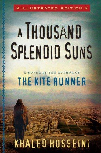Thousand Splendid Suns   2009 edition cover