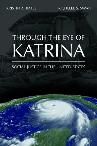 Through the Eye of Katrina Social Justice in the United States  2007 edition cover