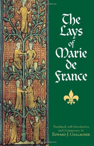Lays of Marie de France   2010 edition cover