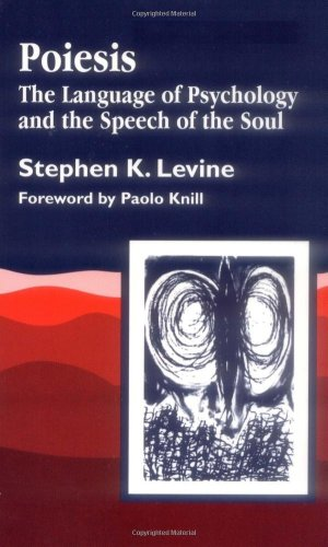 Poiesis The Language of Psychology and the Speech of the Soul 2nd 1997 9781853024887 Front Cover