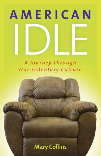 American Idle A Journey Through Our Sedentary Culture  2009 edition cover