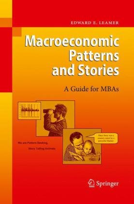 Macroeconomic Patterns and Stories   2009 edition cover
