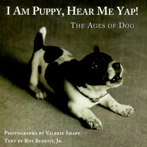 I Am Puppy Hear Me Yap The Ages of Dog  2000 9780060194888 Front Cover