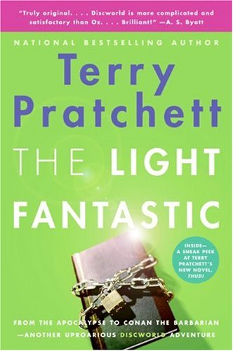 Light Fantastic   2005 edition cover