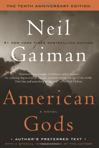 American Gods  10th (Anniversary) edition cover