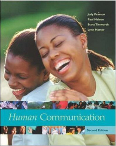 Human Communication  2nd 2006 (Revised) edition cover