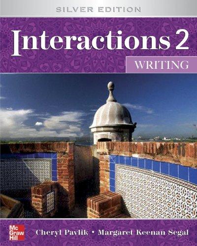 Interactions Level 2 Writing  5th 2009 9780077194888 Front Cover