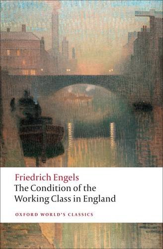 Condition of the Working Class in England   2009 edition cover