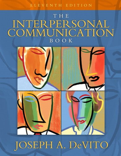Interpersonal Communication  11th 2007 (Revised) edition cover