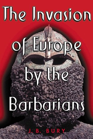 Invasion of Europe by the Barbarians  N/A edition cover