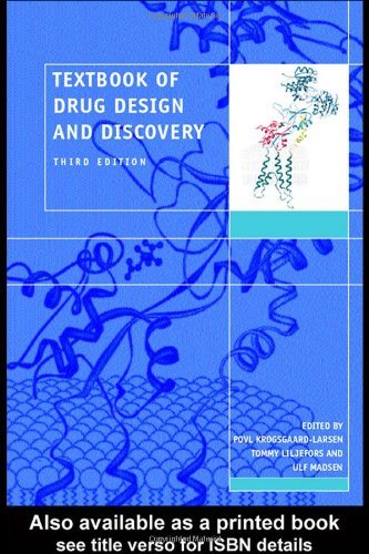 Textbook of Drug Design and Discovery  3rd 2002 (Revised) edition cover